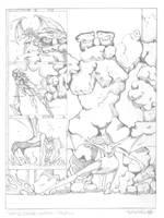 Triple Decker Contest - Pencils by TheEvilNae