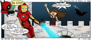 Adventures of Matt -n- Nae #25 - Ironcan by TheEvilNae