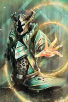 Destiny Warlock by DJBshadow