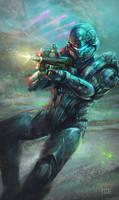 Halo 5 Fireteam Osiris - Part 1 Locke Youtube vide
