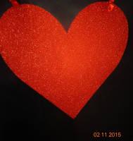 Bloody Death Heart, 2-13-2015