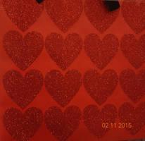Friday, Feburary 13, 2015, Killer Hearts