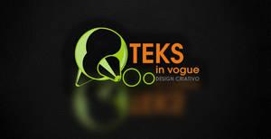 TeKs in Vogue New Logo