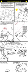 A comic based on a messed up dream I had by LunaPrincessNinjato