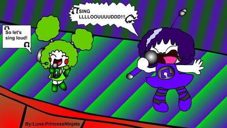 J Pop and Screamo Pop by LunaPrincessNinjato