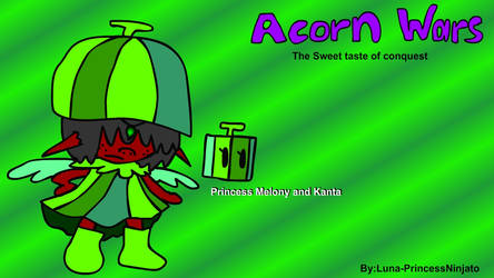 Acron wars Melony and Kanta update 2019 by LunaPrincessNinjato