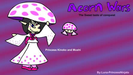 Acron wars Kinoko and Mushi update 2019 by LunaPrincessNinjato