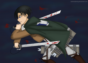 Attack on Titan - Levi