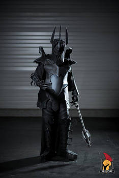 Sauron Cosplay (The Lord of the Rings)