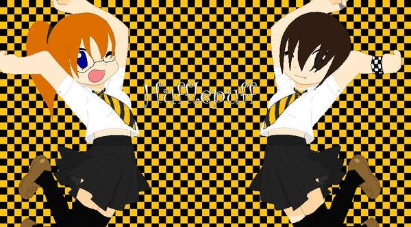 .:: HUFFLEPUFF ::. by nakko16