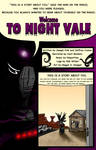 Welcome to Night Vale: a story about you