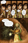 Wholock after the flame: chapter 2 page 2