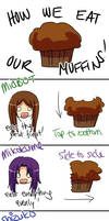 How We Eat Our Muffins