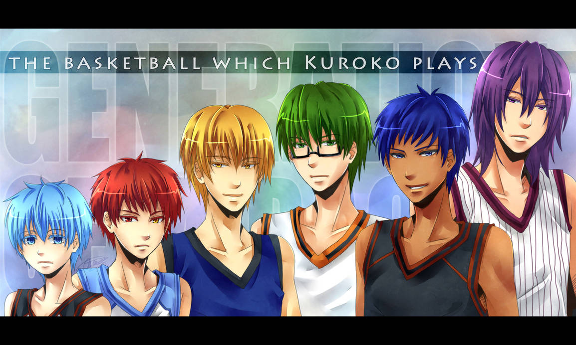 KnB - Generation of Miracles
