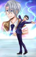 Yuri!!! On Ice by mikokume-raie