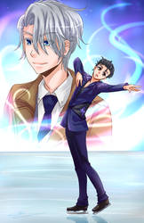 Yuri!!! On Ice by mikokume-raie