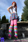 Rainbow Hello Kitty 7
