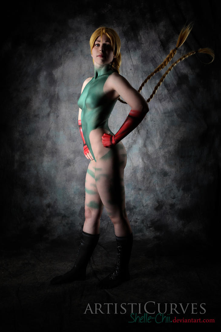 Cammy Body Paint by shelle-chii