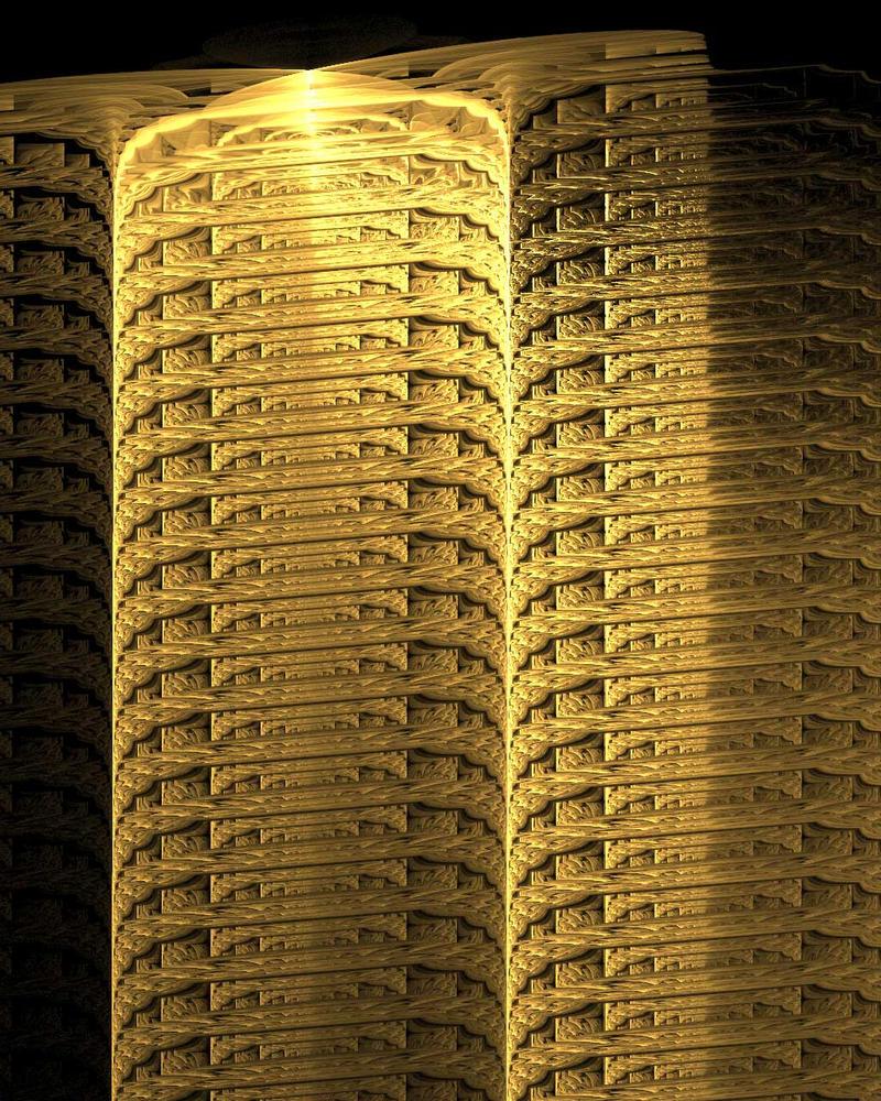 Dubai Gold by zweeZwyy