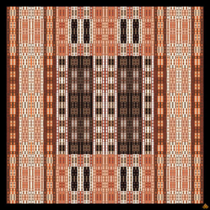 Sumatran Ikat by zweeZwyy