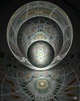 Reflections on a Helmet Eye by zweeZwyy