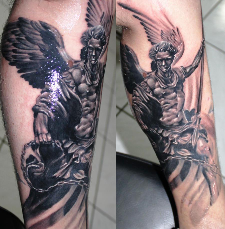 archangel by proki on DeviantArt
