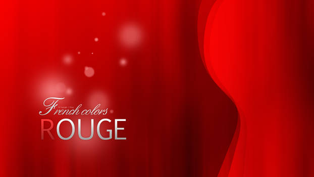French Colors Rouge