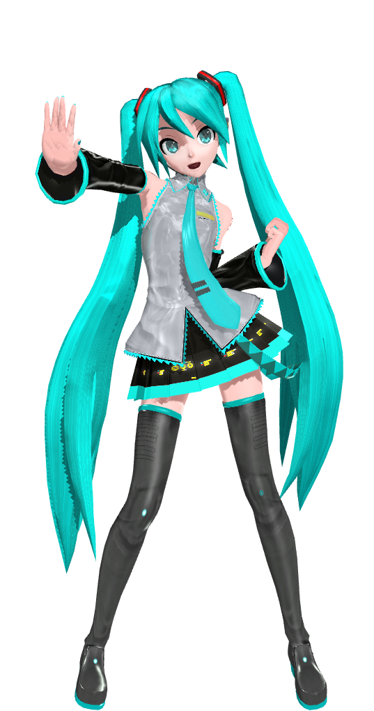 Hatsune miku project diva by sateraido on deviantart - Hatsune miku project diva ...