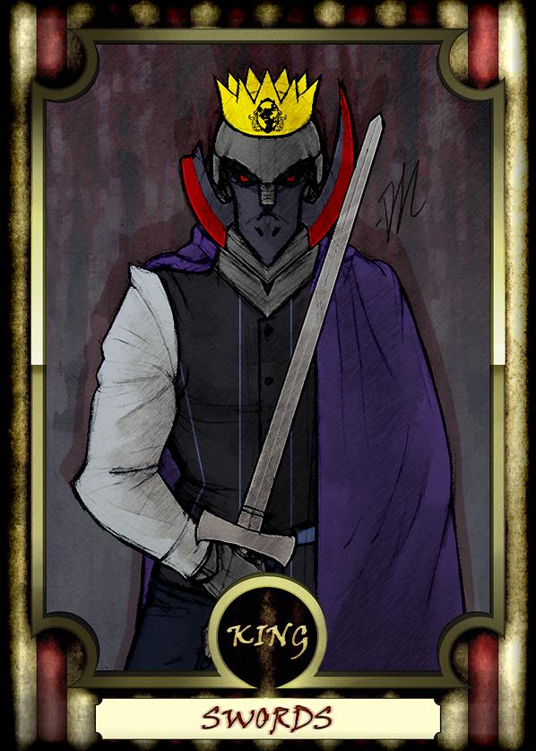CD: King of Swords by Derekari