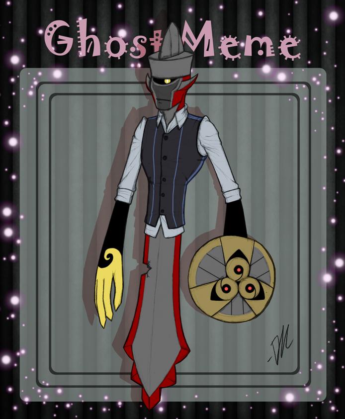 CD: Ghost Hax by Derekari