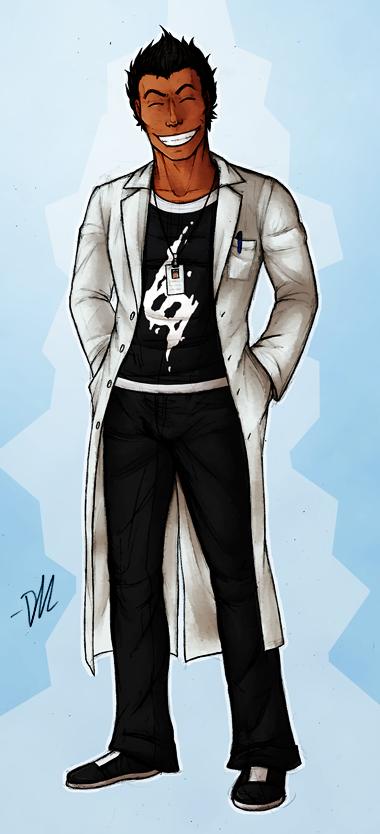P-NO: Dr. Dork by Derekari