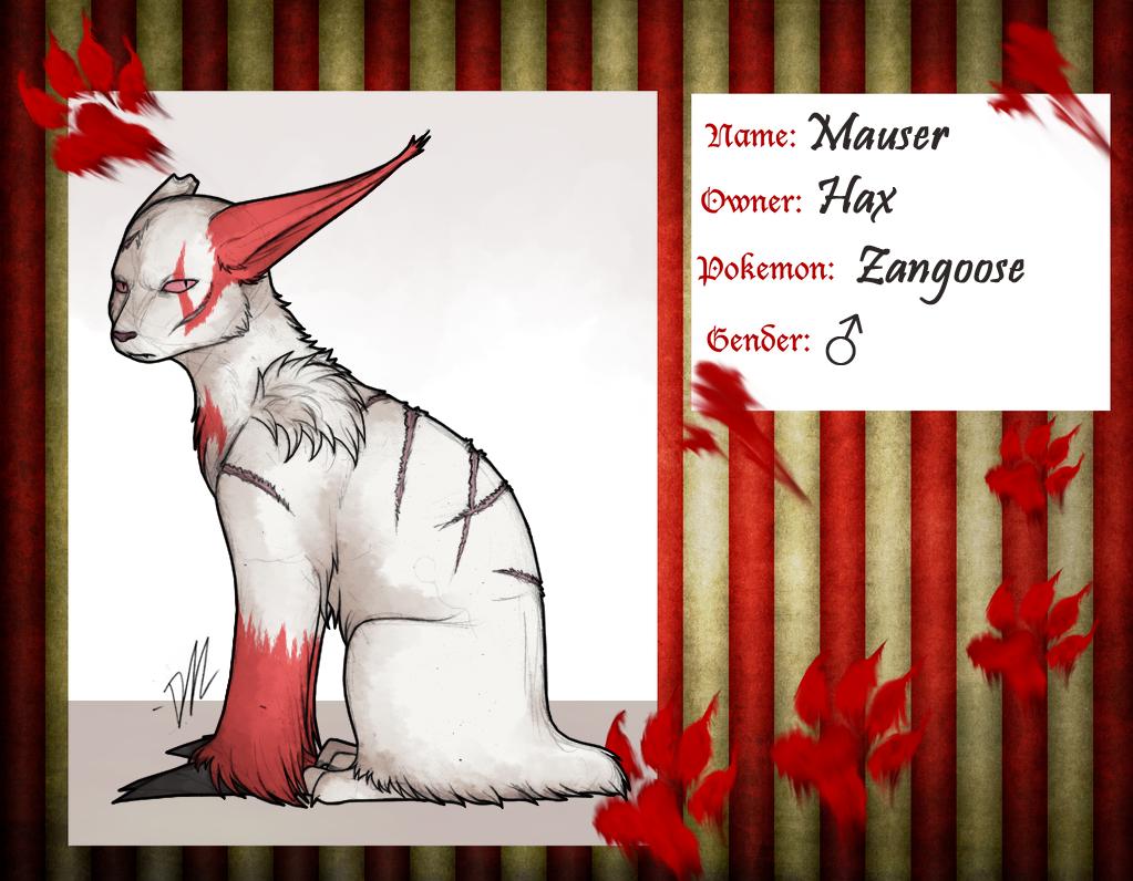 CD: Meet Mauser by Derekari
