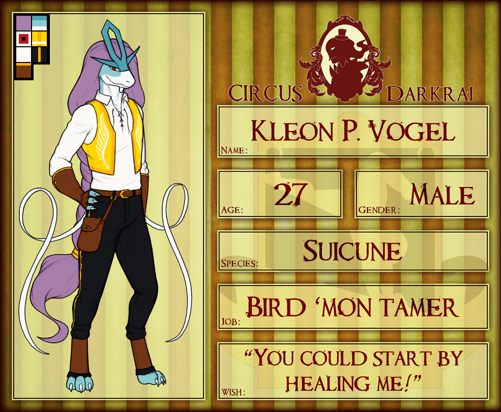 CD: Kleon Vogel by Derekari