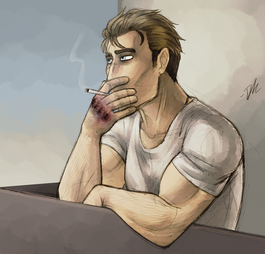 P-NO: Bad habits by Derekari