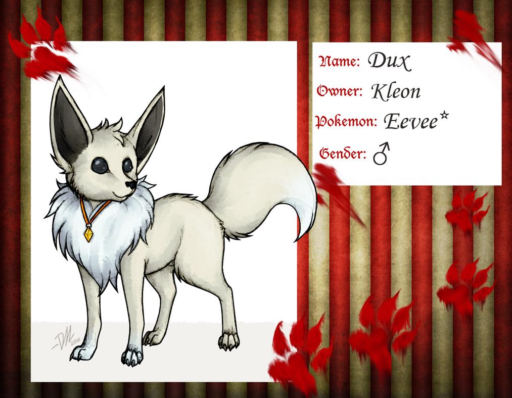 CD: Meet Dux by Derekari