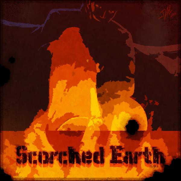 P-NO: Scorched earth // Playlist by Derekari