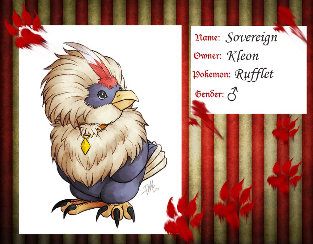 CD: Meet Sovereign by Derekari