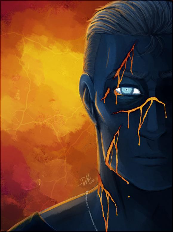 P-NO: Dying sun by Derekari