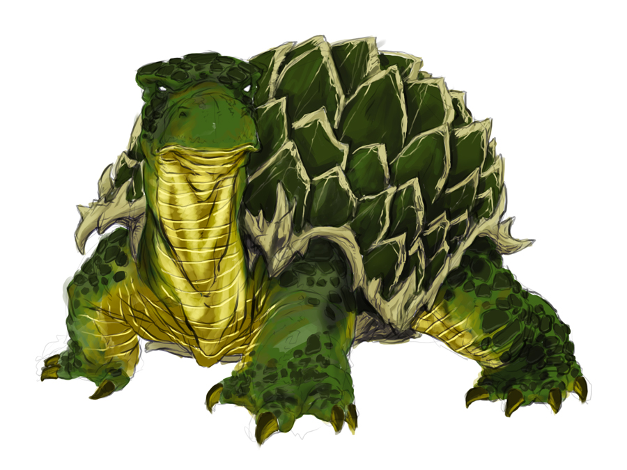 Turtle Concept by NDGO