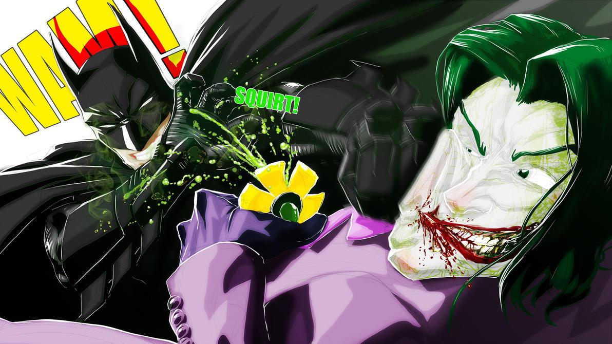 BatmanvsJoker by NDGO