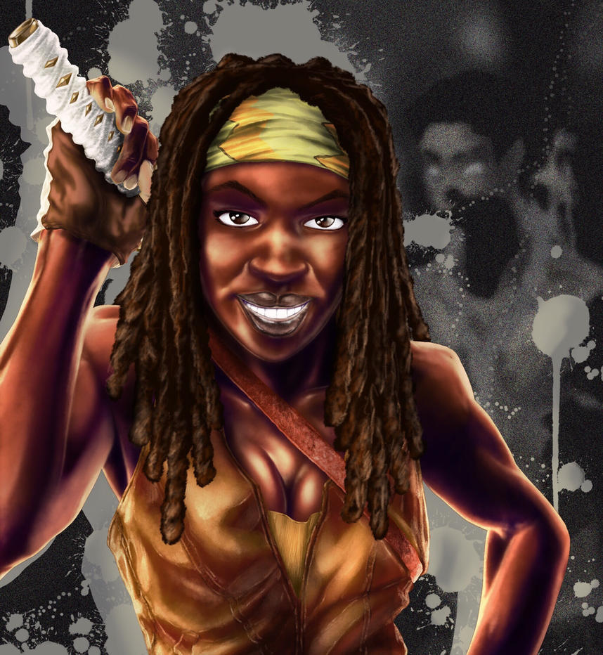 Michonne by NDGO