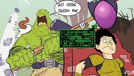 Super Mutant Shuffle by CyberMoonStudios