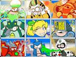 The Mega Man 4 Corps