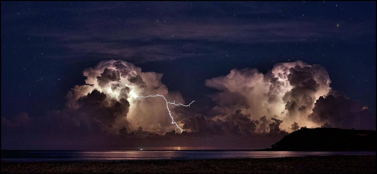 Thunder heads 1 by Davenwolf