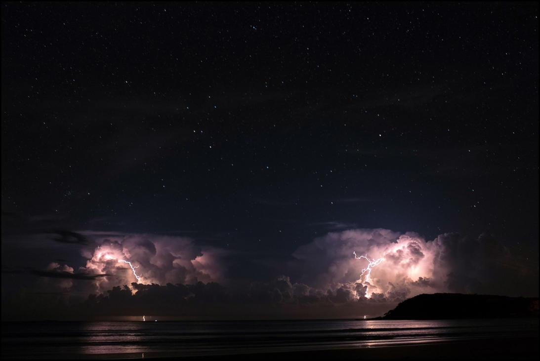Thunder heads 2 by Davenwolf