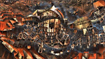 The inner eye. by Davenwolf