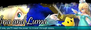 Rosalina and Luma Signature SSB4
