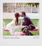 eduardo and luisa polaroid by xxbone