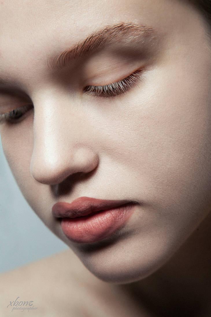 Pavlina K. close up by xxbone