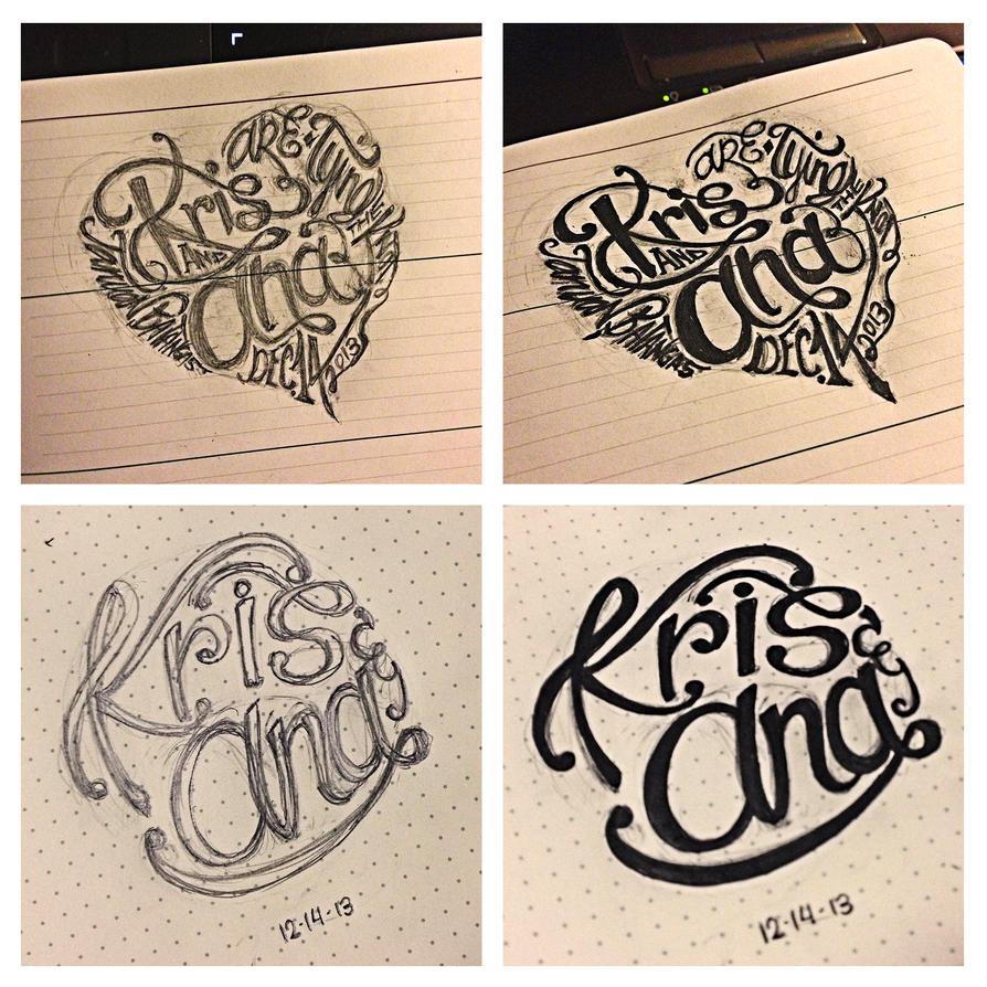 Kris and Ana Wedding by Chili-icecream